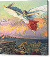 Poster For The National Loan Canvas Print