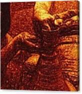 Potter In Rembrandt Oil Canvas Print