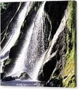 Powerscourt Waterfall, Co Wicklow Canvas Print