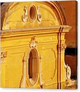 Praiano Church Canvas Print