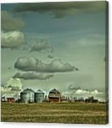 Prairie Life Style Canvas Print