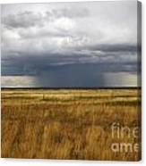 Prairie Sky Canvas Print