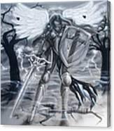 Prayer Warrior Canvas Print