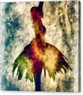Prima 2 Muse Canvas Print