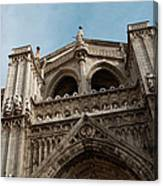 Primate Cathedral  Canvas Print