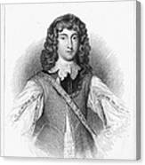 Prince Rupert (1619-1682) Canvas Print