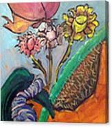 Process Of Metamorphosis Canvas Print