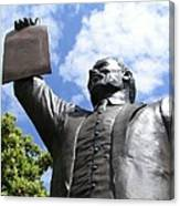Proclamation Of Emancipation Canvas Print