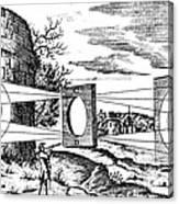 Properties Of Light, 1685 Canvas Print