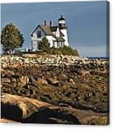 Prospect Harbor Lighthouse Canvas Print