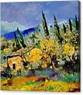 Provence 452190 Canvas Print