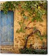 Provence Door 5 Canvas Print