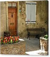 Provence House 2 Canvas Print