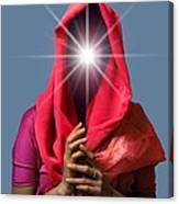Psychic, Conceptual Image Canvas Print