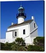 Pt. Loma Lighthouse Canvas Print