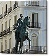 Puerta Del Sol Canvas Print