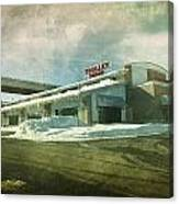 Pullman's Restaurant Canvas Print
