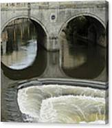 Pulteney Bridge Canvas Print