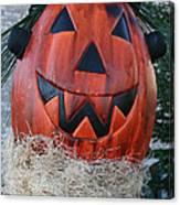 Pumpkinhead Canvas Print