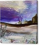 Purple Dreams Canvas Print