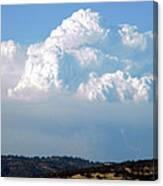 Pyrocumulus Cloud  Canvas Print