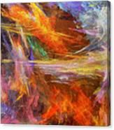 Quadra-01 Canvas Print