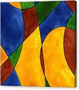 Quadrichrome 13 Canvas Print