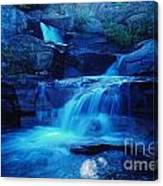 Quaint Falls  Canvas Print