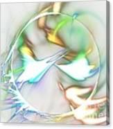Quasars Canvas Print