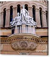 Queen Victoria Building - Sydney Canvas Print