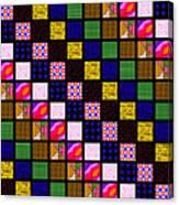 Quilt 1 Canvas Print