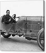 Race Car, 1914 Canvas Print