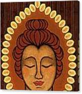 Radiant Peace Canvas Print