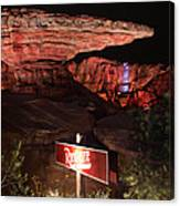 Radiator Racers - Cars Land - Disneyland Canvas Print