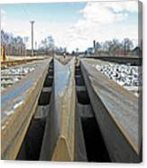 Railroad Series 04 Canvas Print