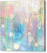 Rain Down On Me Canvas Print