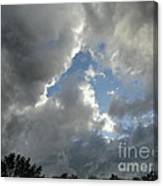 Rain Or Shine Canvas Print
