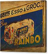 Rainbo Bread Canvas Print