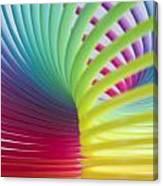Rainbow 7 Canvas Print