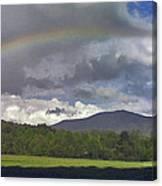 Rainbow Frames Ascutney Mountain Canvas Print