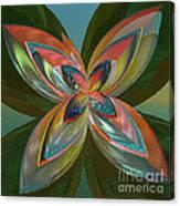 Rainbow Of Colors Canvas Print