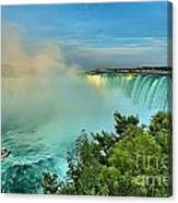 Rainbow Over Niagara Canvas Print