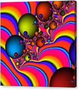 Rainbow Universe Canvas Print