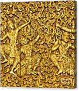 Ramayana Canvas Print