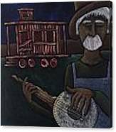 Ramblin' Man Canvas Print