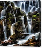 Ramona Falls Canvas Print