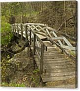 Ramsey Creek Scene 12 Canvas Print