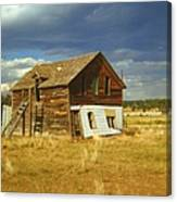 Ranch House Canvas Print