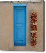 Ranchos De Taos Wall Canvas Print