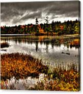 Raquette Lake In Upstate New York Canvas Print